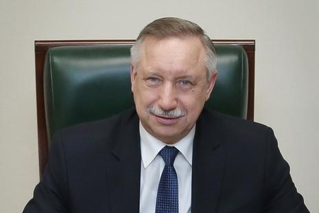 Беглов: гости Петербурга могут чувствовать себя в безопасности